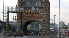 The Blackwall Tunnel is due to undergo a much needed facelift. Photo: Stephen Craven