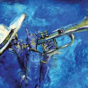"credit: ""Blue Jazz"" by Kofi Agorsor"