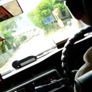 Cab-driver, flickr