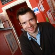 Chris Boddington, Cafe Crema