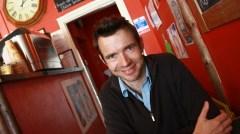 Chris Boddington, Cafe Crema. Photo: Xixi Zheng