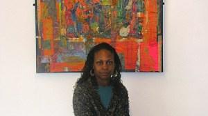 Artist Ros Barthelmy