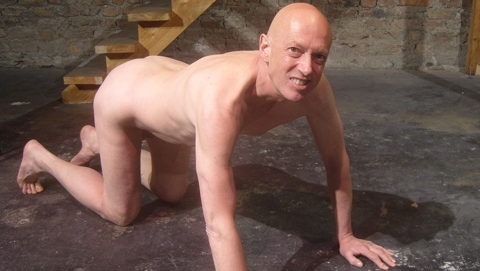 Naken Homo