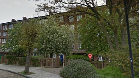 Lee View House, Jessam Avenue E5. Pic: Google