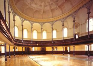 The Round Chapel in Hackney - Pic: Hackney Historic Buildings Trust