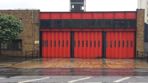 Kingsland fire station. Pic: ELL