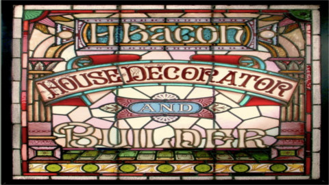 Stained Glass. Image courtesy of Museum of Croydon
