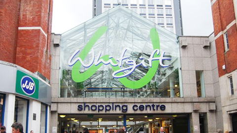 The Whitgift Centre. Pic: Nigel Chadwick.