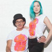 Martin Richman t-shirts Pic: CIG
