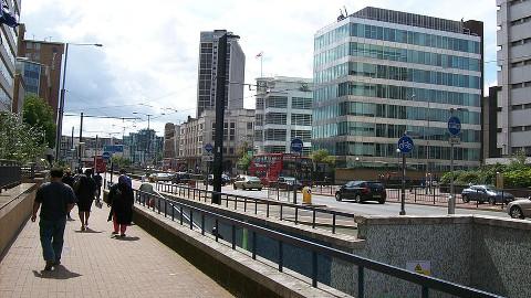 Croydon high street. Pic: Roger