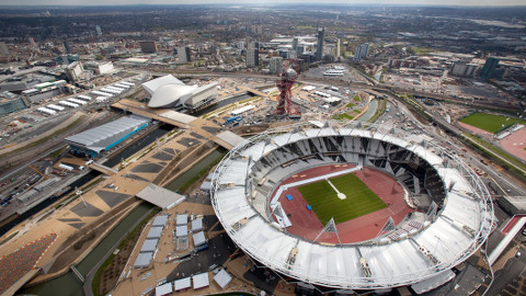 Olympic Park. Pic: Olympic Park