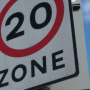20 mile per hour zone Pic: Edinburgh Green Party