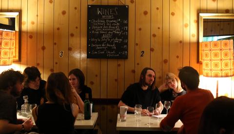 Diners Pic: Ooh-Fondue