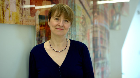 Dr. Louise Irvine. Pic: National Health Action Party