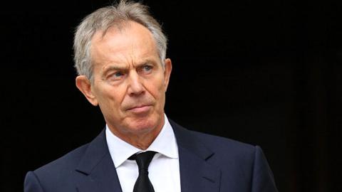 Tony Blair Pic: Stephen Medlock
