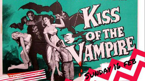 Kiss of the Vampire. Pic: Kitty Knowles