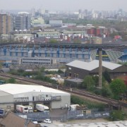 View of Millwall Stadium. Pic: Sarflondondunc
