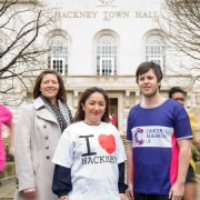 Run Hackney. Picture: Run Hackney