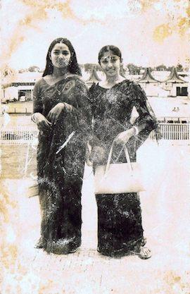 Reeta Blagg. Pictures courtesy of Hajera Blagg