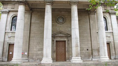 St. Leonard's church Pic: Stephen