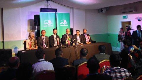 Luftur Rahman won Tower Hamlets Mayoral election  on May 22. Photo: Andy Goddard
