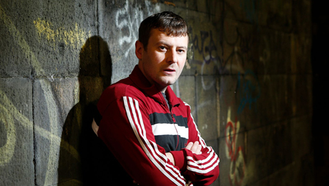 Newcastle based former youth worker and Trylife creator Paul Urwin. Photo: Trylife