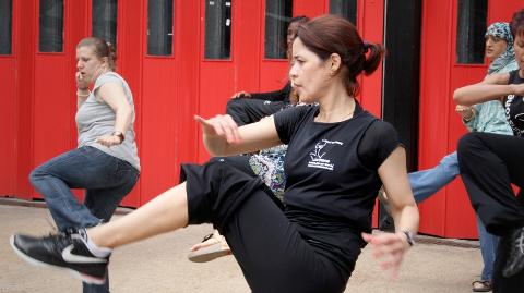 Sunstone Women's Gym. Photo: www.sunstonewomen.com