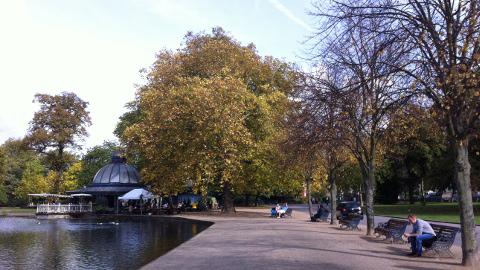 Victoria Park is now a two-time winner of the People's Choice Award. Pic: Kathryn Sunnucks