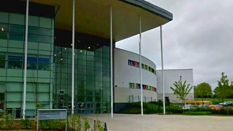 Sedgehill School, venue of Lewisham Council meeting. Pic Google Maps