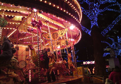 Christmas Fair. Pic Katy Stoddard