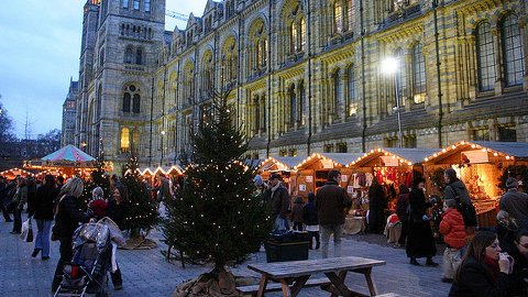 Christmas market. Pic: Andrew West