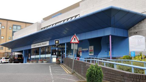 Croydon University Hospital. Pic: Croydon Health Services Trust
