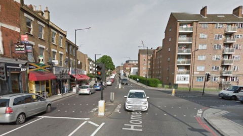 Homerton High Street. Pic: Google Street View.