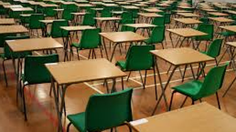 Schools struggle to cope with overcrowding. Pic: Kristen Swanson.