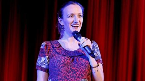 Kate Smurthwaite Pic: Bronac McNeill
