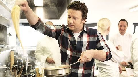 Jamie Oliver. Pic: Wikimedia commons