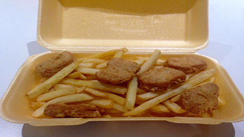 Chicken and Fries 2