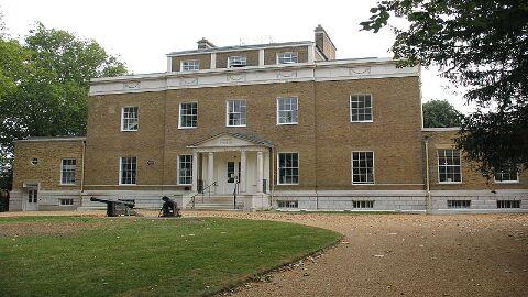 Pic: Manor House library, Lewisham. Credit: Stephen Craven
