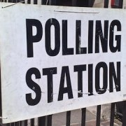 Polling station pic: secretlondon123