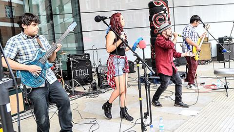 Ambition Festival in Croydon - Sara Bowrey