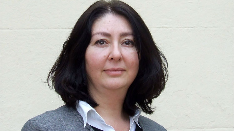 Maryam Namazie Pic: Peter Curbishley
