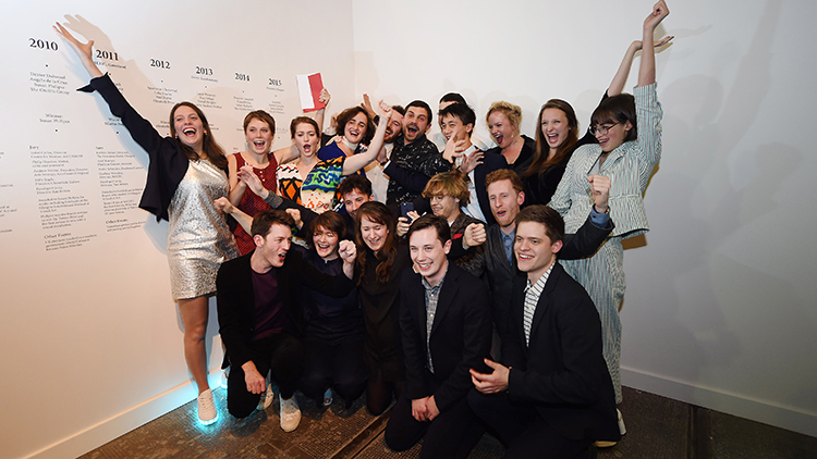 Assemble win the Turner Prize 2015 Pic: Anne Gouk