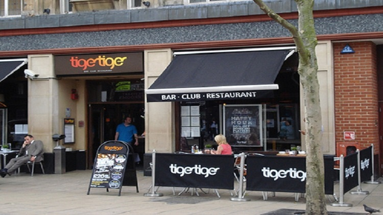 One of Croydon's iconic nightclub, Tiger Tiger, will close its doors permanently this weekend Pic: Kake