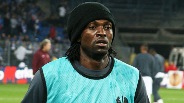 Emmanuel Adebayor left Tottenham last September and has been active since. Pic: Roger Gorączniak/Wikipedia