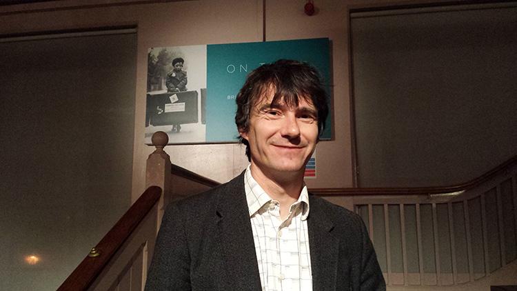 Professor Gordon Lynch. Pic: Majd Bouchto