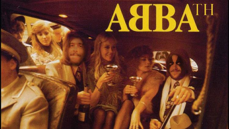 ABBA. Pic: opethpainter