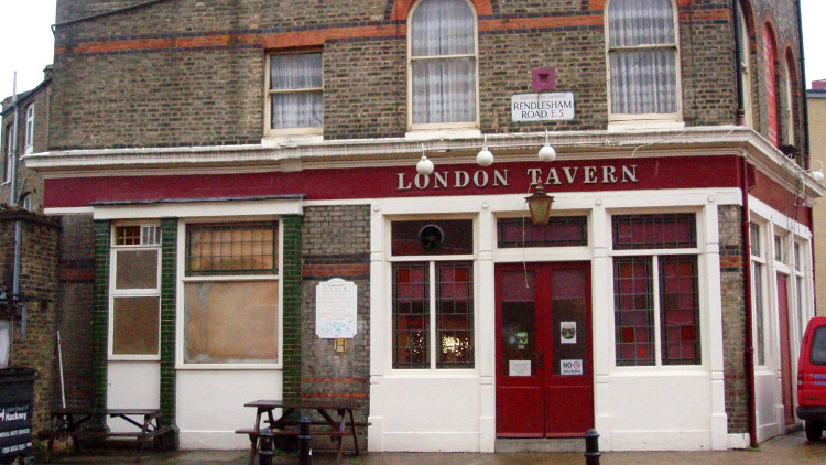 London Tavern in Clapton will not be demolished. Pic: Ewan Munro