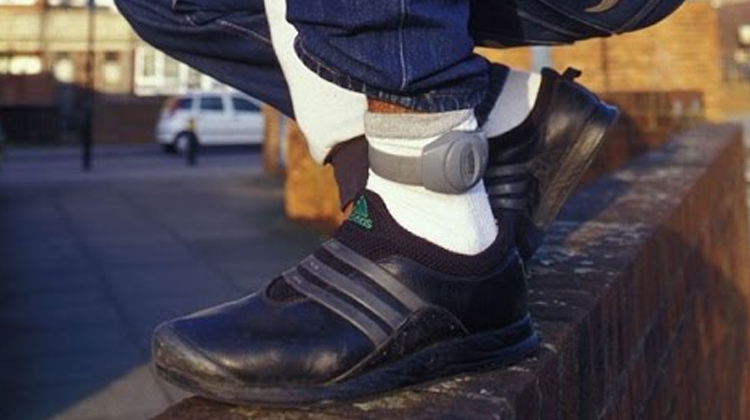 Alchol consumption detecting ankle tags will be used across London Pic: Abel Danger