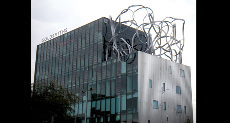 Goldsmiths' Ben Pimlott building. (Photo Credit: Lewisham Council)