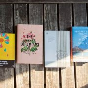 The shortlist for the 2016 Goldsmiths prize. Pic: Goldsmiths